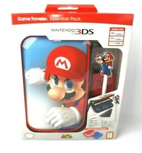 Mario Essential Pack for Nintendo 3DS Mario with Mario Style RDS 46154DD3