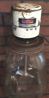 Vintage Montgomery Wards Electric Butter Churn