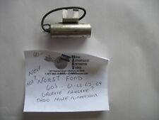 New NOS? Ford 1960's Galaxie Fairlane? Radio Noise Suppressor
