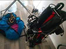 Paramotor Nitro 200 and BGD Medium Wing for Sale