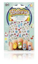 NPW Art Stickers 78pks Unicorn Nail Sticker Ideal Gift Xmas Stocking Fillers