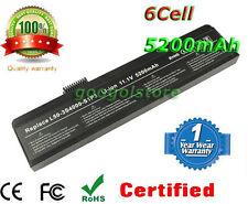 Battery for Fujitsu Siemens Amilo Pi 2512 Pi 2515 L50-4S2200-C1L3 3S4000-C1S3-04