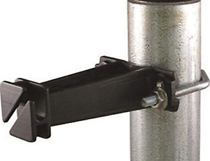 Dare Products 3359-10 831950 Tube Post Insulator 10 Pack Black 5 inch Brandnew