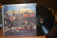 Hugo and Luigi Summer Camp Songs LP RCA LSP-2369 Stereo