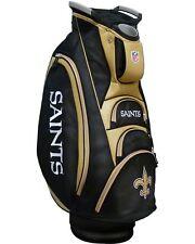 NEW Team Golf NFL New Orleans Saints Victory Cart Bag