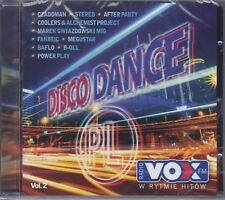 Disco Dance PL Vox FM Vol.2 Eratox, Czadoman MIG  [CD] NEW  DISCO POLO Dance