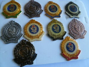 australia nsw police lot of olympic 2000 lot of 12 different inc 2 rare ones