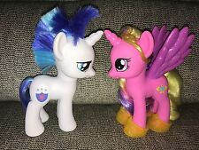 "My Little Pony Princess Cadence and Shining Armor 6"" Ponies Wedding Couple"