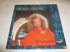 BARBARA MANDRELL - I'll Be Your Jukebox Tonight - 1988 UK 10-track Vinyl LP