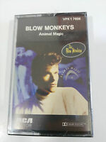 Blow Monkeys Animal Magic Cassetta Tape Cassette Rca Victor New Sealed Nueva