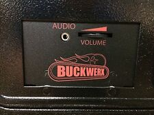 Buckwerx Pinball Machine Audio Adapter headphone Striker Extreme Terminator 3
