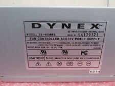 *TESTED* Dynex DX-400WPS 400W ATX12W VERSION 2.2 POWER SUPPLY