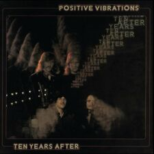 TEN YEARS AFTER POSITIVE VIBRATIONS REMASTERED DIGIPAK CD NEW