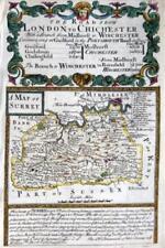 London Surrey Antique European Maps & Atlases 1700-1799 Date Range