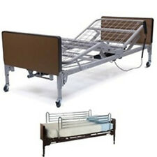 Full Electric High or Low Hospital Bed, Rails, Mattress US0468-PKG FREE SHIPPING