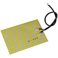 Auto-adhésifs thermo Coussin chauffant 12V 12W 75-80degc s / un pad