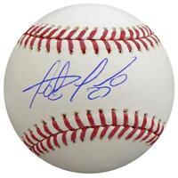 FERNANDO TATIS Jr. Autographed San Diego Padres Official MLB Baseball TRISTAR