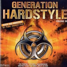 Generation Hardstyle Vol. 1 - 2CD HARDSTYLE HARD TRANCE