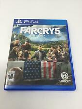 Far Cry 5 - Sony PlayStation 4 [Ps4 Ubisoft Action Adventure] Open Box