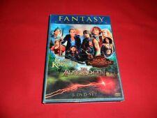 6 DvD - Fantasy Collection - Kampf der Kobolde - Das 10. Königreich ( gut )