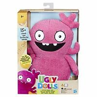 Ugd Moxy Plush Toy Feature Sounds from Ugly Dolls for Children and Kids