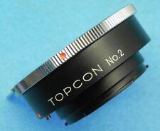 Topcon Extension Tube No.2  #1