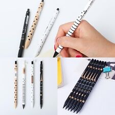 5pcs Cute 0.5mm Mechanical Pencil Automatic Pen Pencil School Office Supplies A