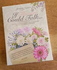 Joanna Sheen If Flowers Could Talk CD-ROM Papercraft Brand New