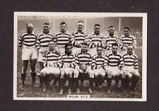 Wigan R.F.C. Rugby Club Vintage 1935 Cigarette Card