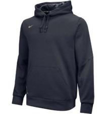 Nike Fleece KO Hoodie Therma-fit 4xl  Men's Gray / gold $85.00 Ret.