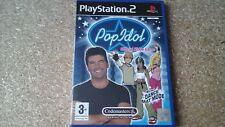 POP Idol PS2