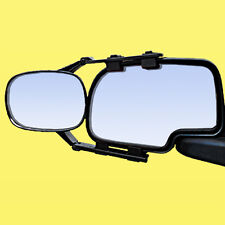 CLIP-ON TOWING MIRROR tow extension side rear view hauling extender hItch ni1