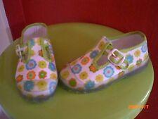 Sandales en toile neuves 26