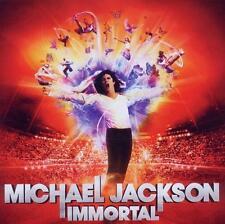 "CD ""Immortal"" von Michael Jackson"