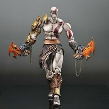Play Arts Kai God of War Kratos Ghost of Sparta Action Figure Toy Model Statue