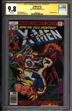 * X-MEN #112 (1978) CGC 9.8 Signed Claremont Wolverine Byrne! (1960497013) *