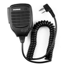Handheld BF-S112 Two Way Radio Speaker 3.5MM to 2.5MM For BaoFeng UV-5R/888S etc