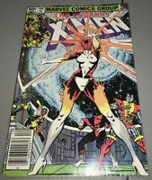 Uncanny X-Men #164, FN- 5.5, 1st Appearance Carol Danvers as Binary