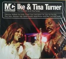 IKE & TINA TURNER The Essential  NEW & SEALED CD CLASSIC SOUL 60s (MASTERCUTS)