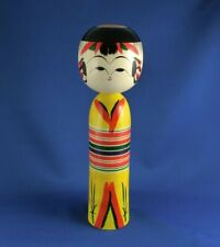 Kokeshi - traditionelle Holz-Puppe aus Japan - Yajiro style - ca. 24 cm
