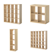 IKEA KALLAX Storage Display Unit, Shelving, Bookcase, Inserts with Door, Draws