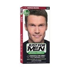 Just For Men H 35 Medium Brown Hair Color 60 Ml