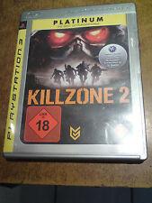 Killzone 2-Platinum-Sony-PS3 Spiel-USK 18