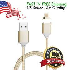 Micro USB Magnetic Charger Lightning Cable Adapter for iPhone Android Samsung
