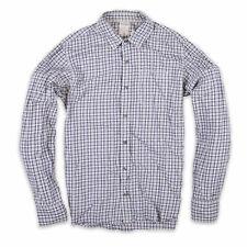 Tommy Hilfiger Herren Hemd Shirt Freizeithemd Gr.M Karo Denim Mehrfarbig 98277