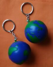 2 key chain holders~doubles up as stress relievers~easy to exercise~