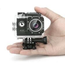 Tekcam F60R 4K WiFi Action Camera Black - CAMERA ONLY (NO ACCESSORIES)