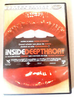 INSIDE DEEPTHROAT - Randy BARBATO - dvd Très bon état