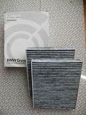 BMW Genuine Micro Cabin Filter Set 5 6 7 Series F10 F06 F01 F02 64119272642