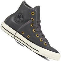 Converse Chuck Taylor All Star Hi Zapatos De Mujer Zapatillas Forrado invierno